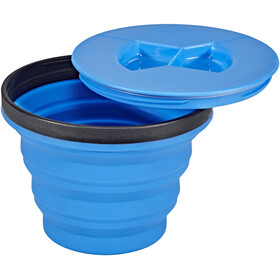 Sea to Summit X-Seal & Go Food Container M, niebieski